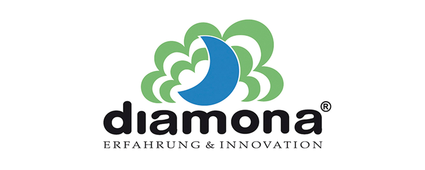 Logo Diamona Bettenstudio Sieker in Velbert